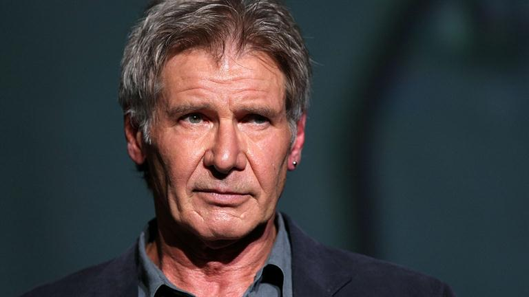 Harrison Ford Hurt
