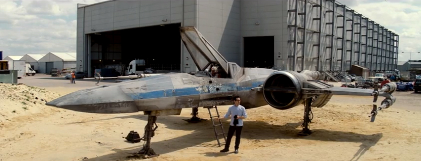Episode VII X-wing