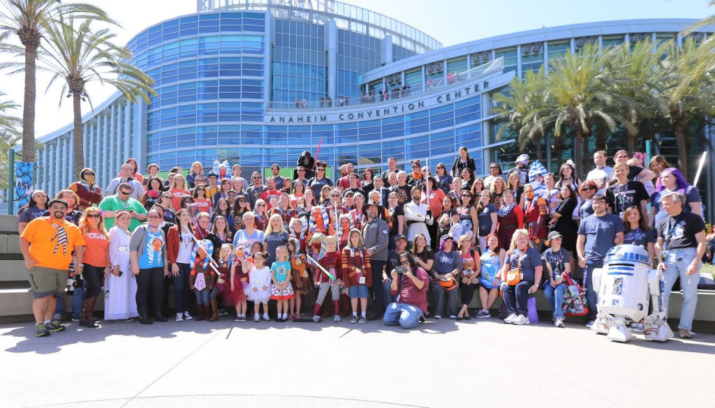 Ahsoka Lives Group Photo