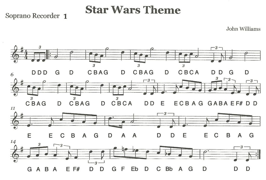 All Music Chords imperial march sheet music : Imperial Marching Through Life | Far Far Away Radio
